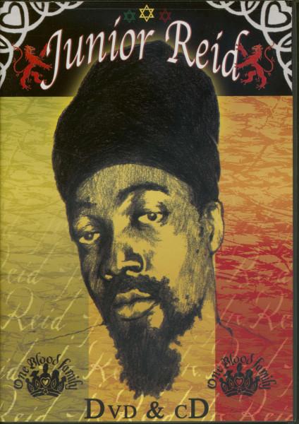 Junior Reid - Live In Berkeley (DVD & CD)