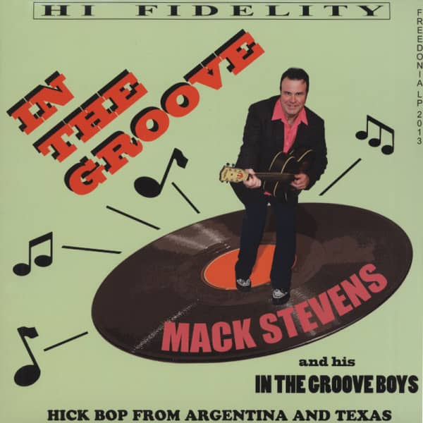 In The Groove - Hick Bop From Argentina And Texas