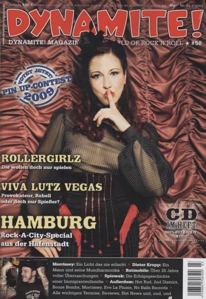 Nr.58 (2009-3) - Magazin & CD