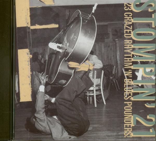 Stompin' Vol.21 (CD)
