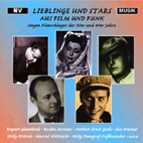 Lieblinge und Stars aus Film und Funk