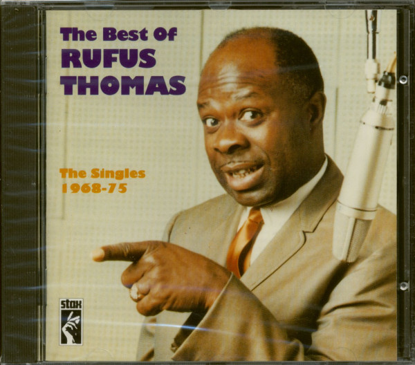 The Best Of Rufus Thomas - The Singles 1968-75 (CD)