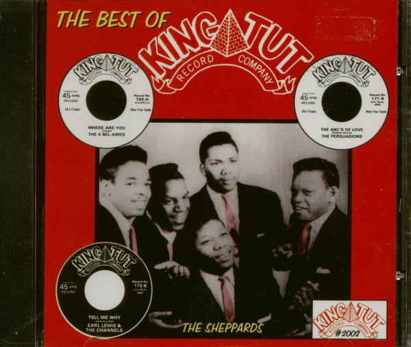The Best Of King Tut Records (CD)