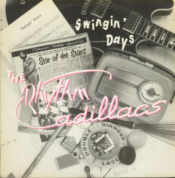 Swingin' Days - Loli-Lola (7inch Single, 45rpm, PS, BC)