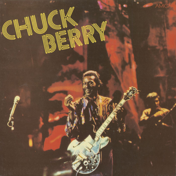 Chuck Berry - Amiga Album (LP)