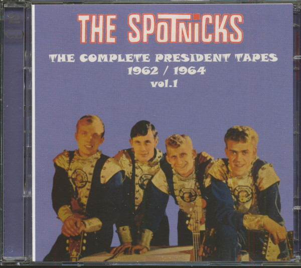 The Complete President Tapes Vol.1 - 1962-1964 (2-CD)