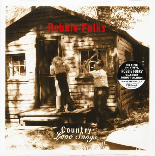 Country Love Songs (LP & Download, 180g Vinyl)