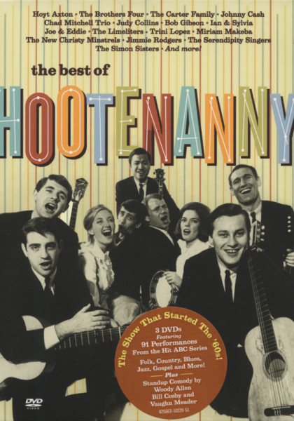Hootenanny - Best Of (3-DVD (0) Digipac)