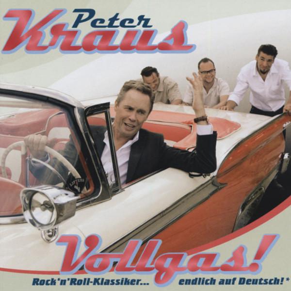 Vollgas ! Rock & Roll auf Deutsch (CD)