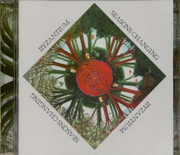 Seasons Changing (CD)