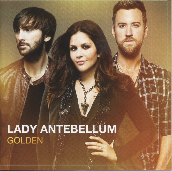 Golden (CD)