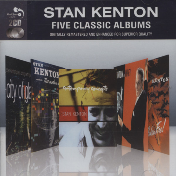 Five Classic Albums...plus (2-CD)