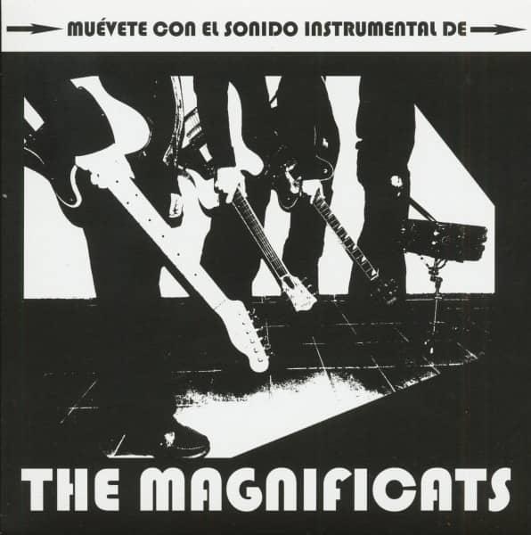 Muevete Con El Sonido Instrumental De (7inch EP, 45rpm, PS)