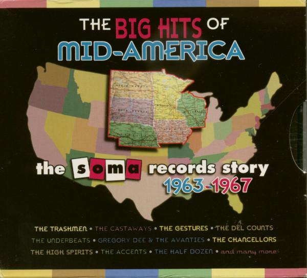Soma Records Story 1963-1967 (2-CD Slipcase)
