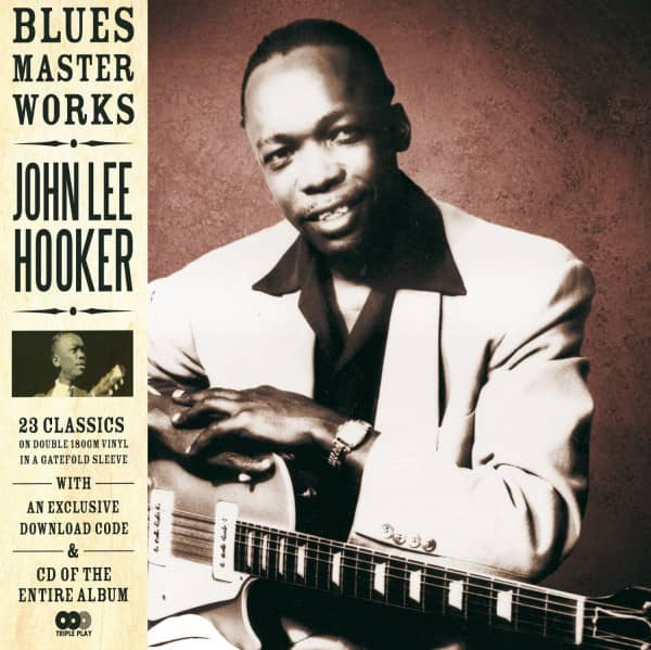 Blues Master Works (180g Vinyl, 2- LP, 1 CD)