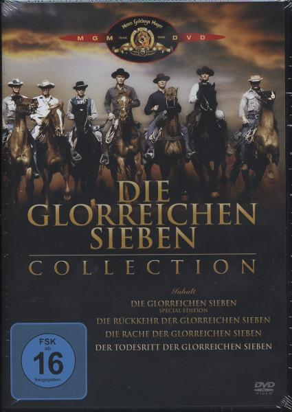 Die glorreichen Sieben - Collection (4-DVD)