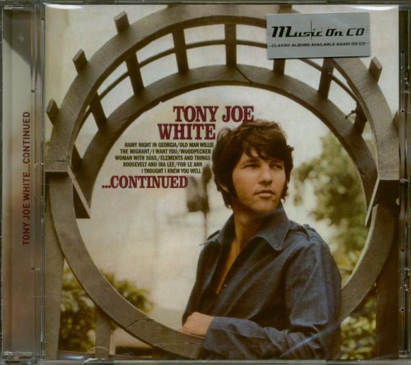Tony Joe White...Continued (CD)