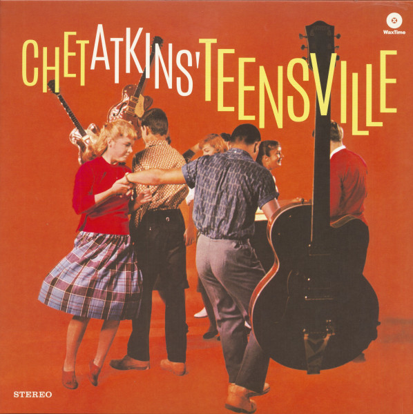 Teensville (LP, 180g Vinyl, Ltd.)