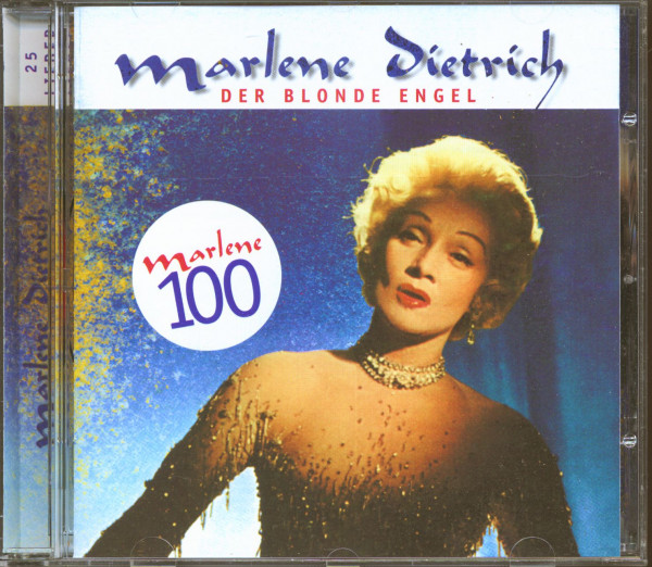 Marlene 100 - Der Blonde Engel (CD)