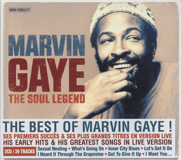 The Soul Legend - Best Of (2-CD)