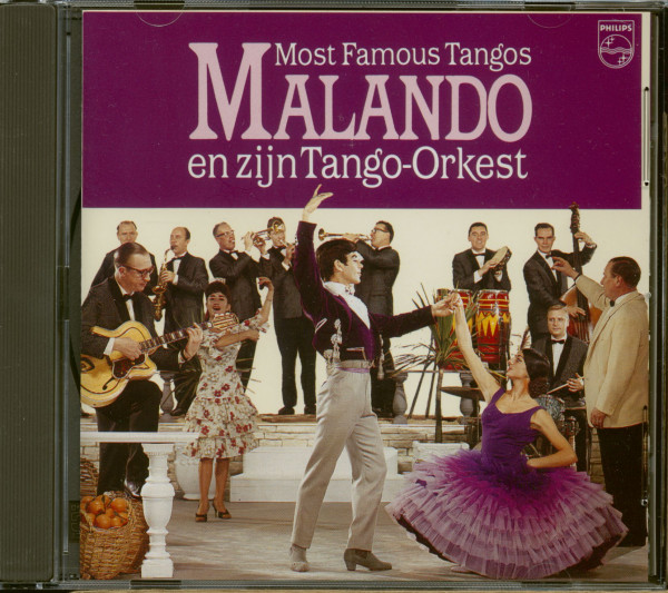 Most Famous Tangos (CD)