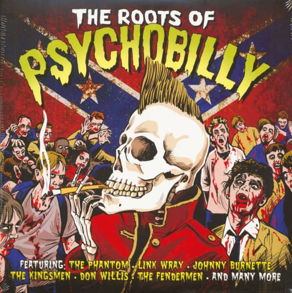 The Roots Of Psychobilly (2-LP)