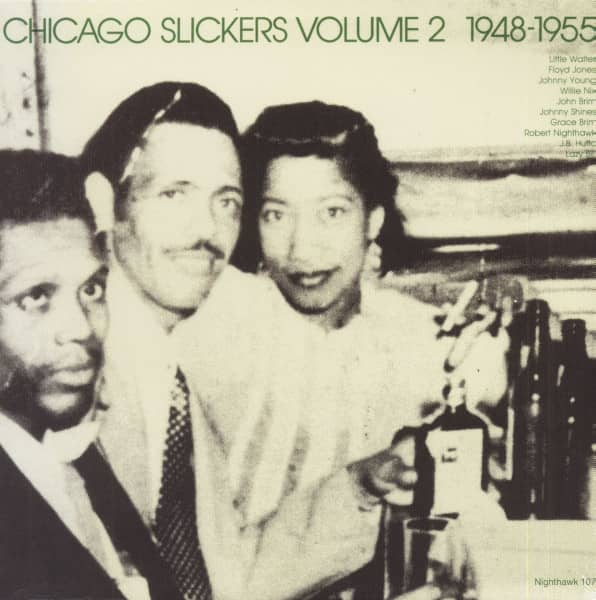 Chicago Slickers Vol.2 - 1948-1955 (LP)