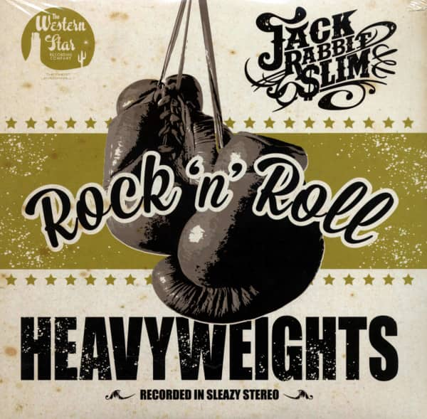 Rock And Roll Heavyweights (25cm - EP)