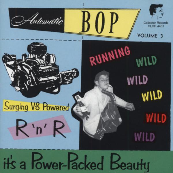Vol.3, Automatic Bop