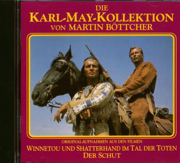 Winnetou Und Shatterhand Im Tal der Toten - Der Schut (CD)