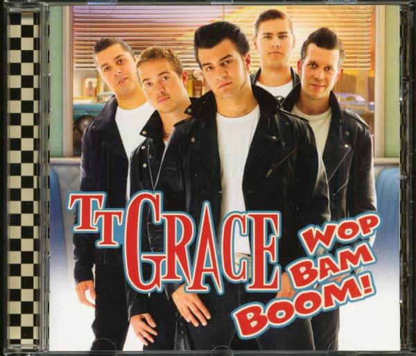 Wop Bam Boom! (CD)