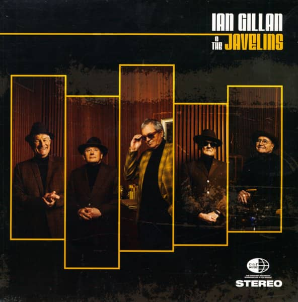 Ian Gillan & The Javelins (LP)