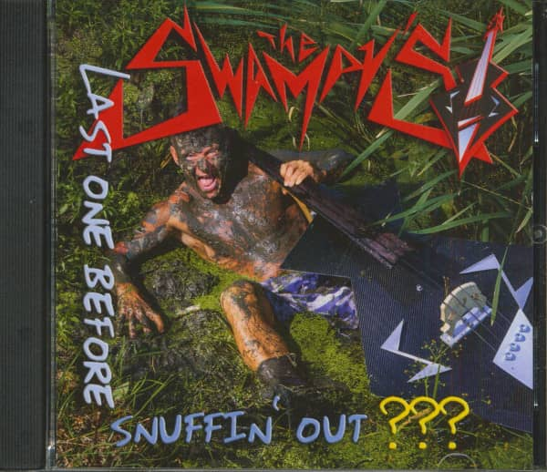 Last One Before Snuffin' Out (CD)