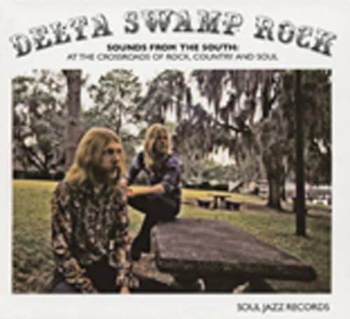 Delta Swamp Rock (2-CD - 68p.Booklet) Slipcase