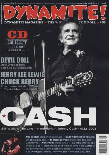 Nr.55 (2008-4) - Magazin & CD