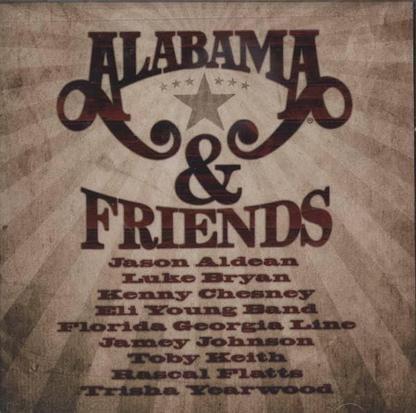 Alabama And Friends