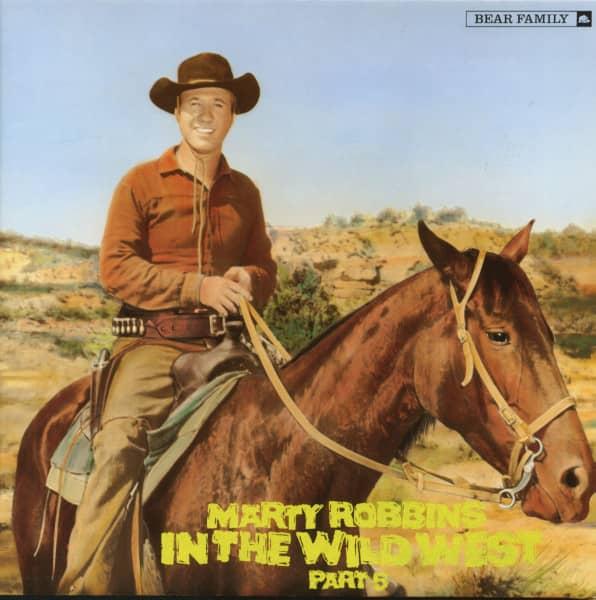 In The Wild West Vol.5 (LP)