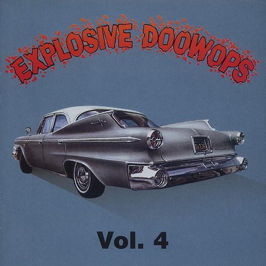 Vol.04, Explosive Doo Wop