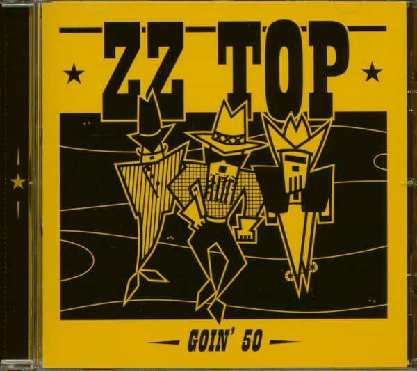 Goin' 50 (CD)