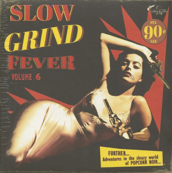 Slow Grind Fever Vol.6 (LP)