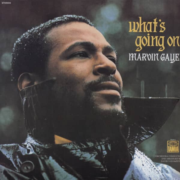 What's Going On - 1971 (180g Vinyl)