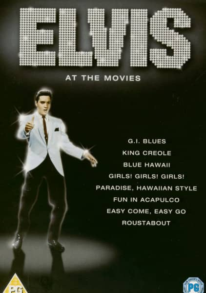 Elvis At The Movies (8-DVD)