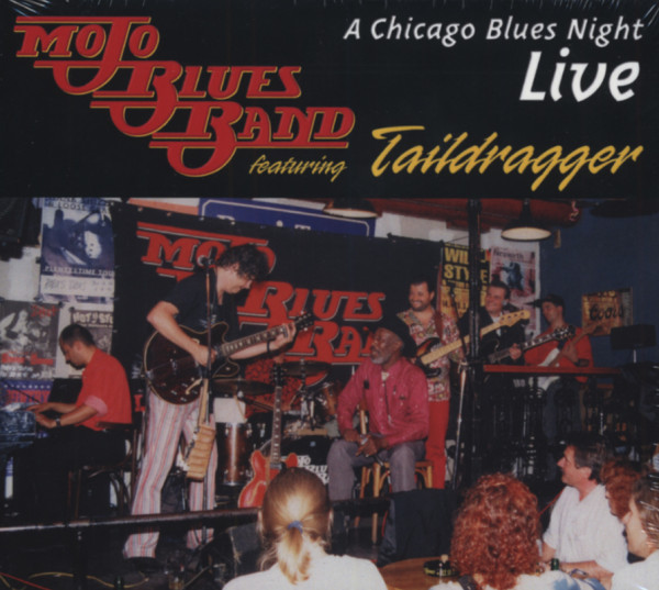 A Chicago Blues Night Live feat. Taildragger