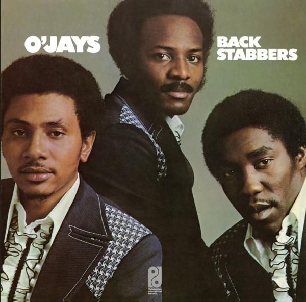 Back Stabbers (LP, 180g Vinyl, Ltd.)
