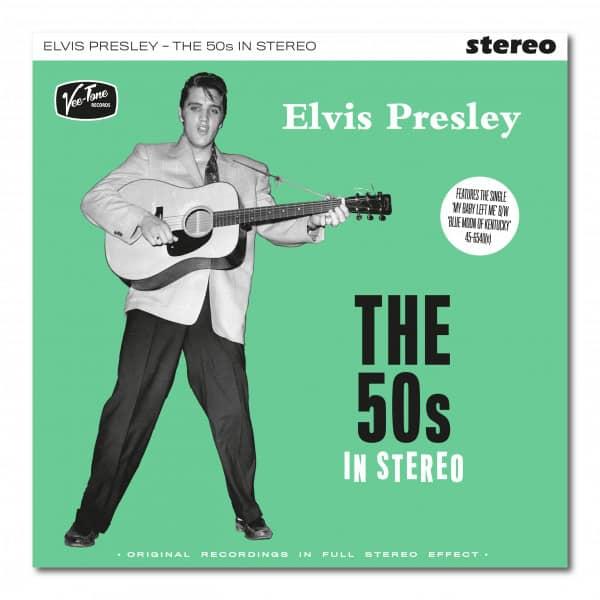 The 50s In Stereo - Neophonic Stereo (LP, Green Vinyl, Ltd.)