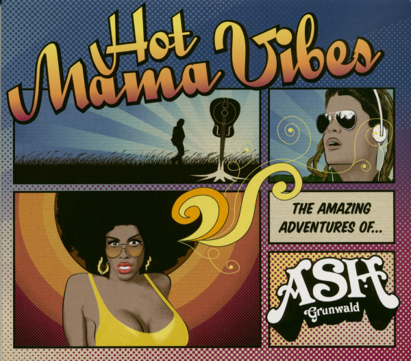 Hot Mama Vibes (CD)