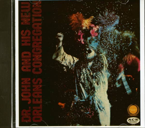 Dr. John And His New Orleans Congregation (CD)