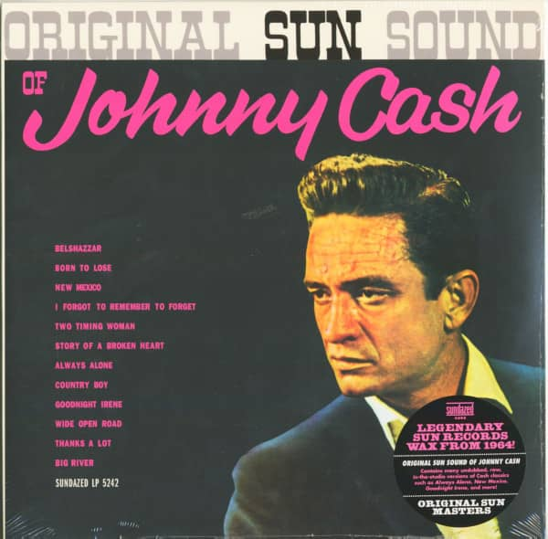 The Original Sun Sound of Johnny Cash