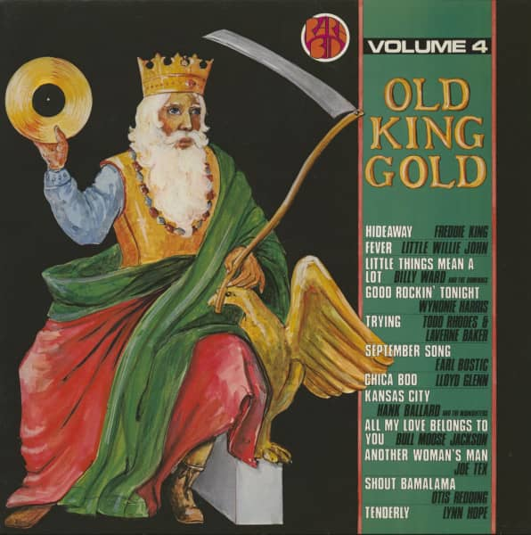 Old King Gold Vol.4 (LP)
