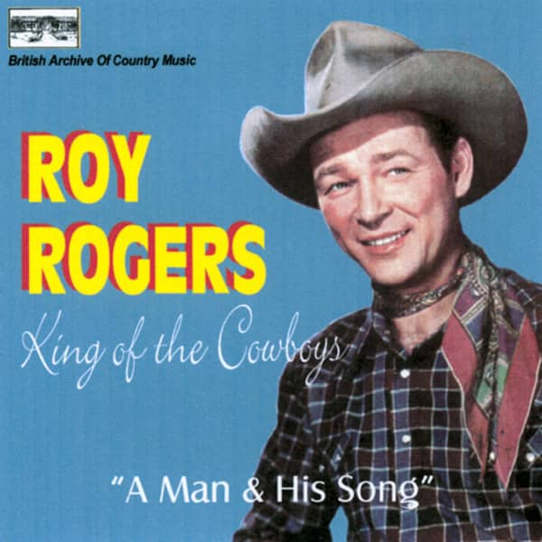A Man & His Song (CD-R)